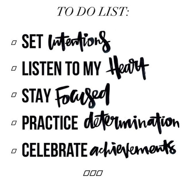 1. Schedule your habits into your life.
